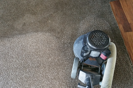 We use state of the art, truck mounted equipment and proven techniques to get your carpet really clean as shown in here.  The difference is amazing.